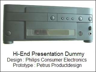 CDR Philips Presentation Dummy Prototype